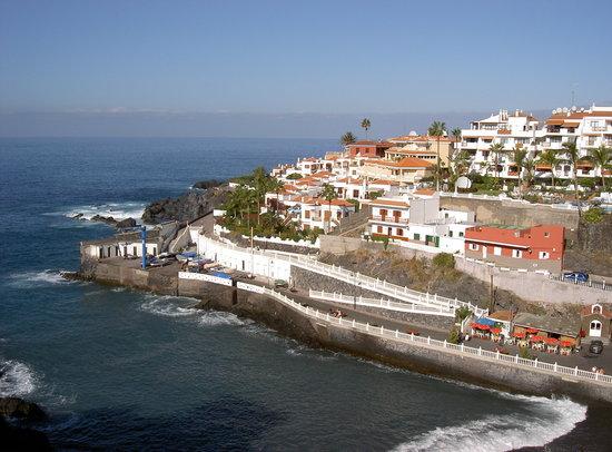 Puerto de Santiago, Dec 2007