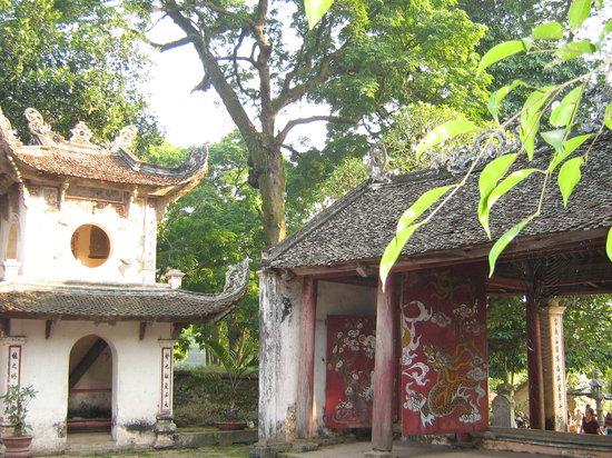 Hanoi, Vietnam: Va temple