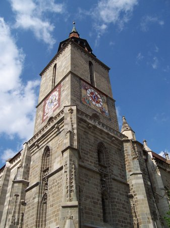 Brasov, Roumanie : The Black Church