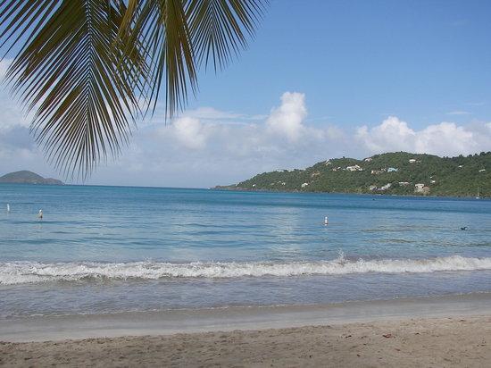 Charlotte Amalie, St. Thomas: Magen's Bay Beach