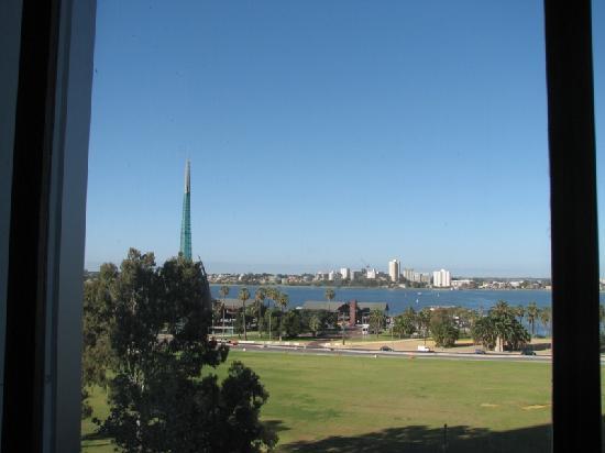 The New Esplanade Hotel: Nice view.