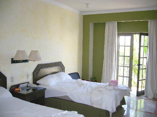 Los Itzaes Hotel : la chambre