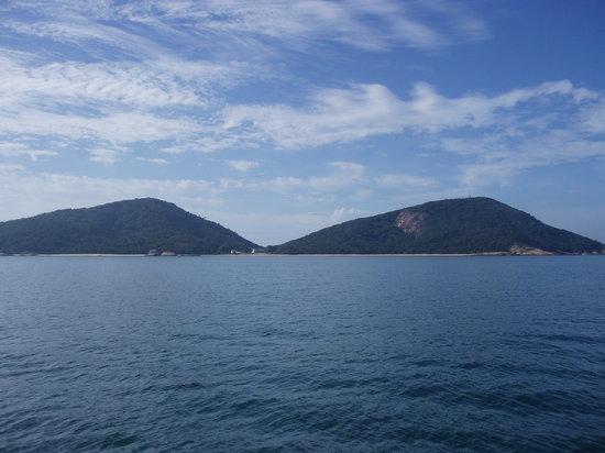 Macaé, RJ: Ilha de Santana - Santana Archipelago