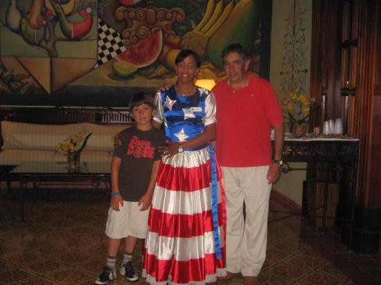 Grand Bahia Principe Bavaro: Mis Amores