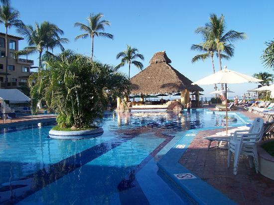 Villas Vallarta by Canto del Sol : Pool