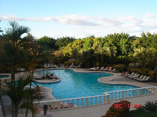 Occidental Papagayo - Adults only: Pool view at the Occidental Grand