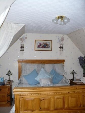 Logan Cottage B&B: Double Bedroom with ensuite