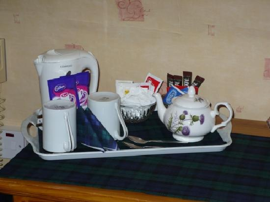 Logan Cottage B&B : Pop the kettle on and relax!