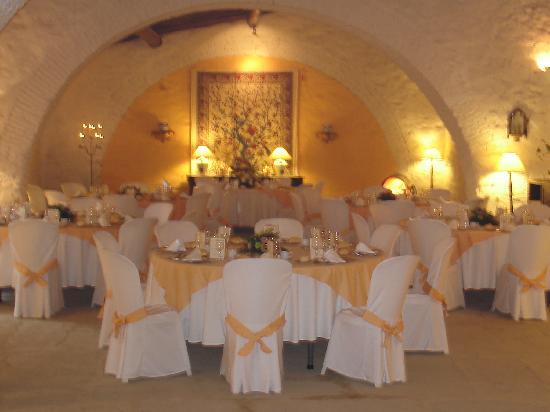 Finca El Vaqueril: Sala donde puedes celebrar eventos
