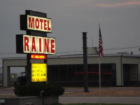 motel raine - Motels In Valentine Nebraska