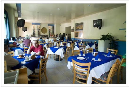 Hotel Pal: Hotel's Restaurant