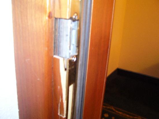 Quality Hotel Nova Domus: on the second room