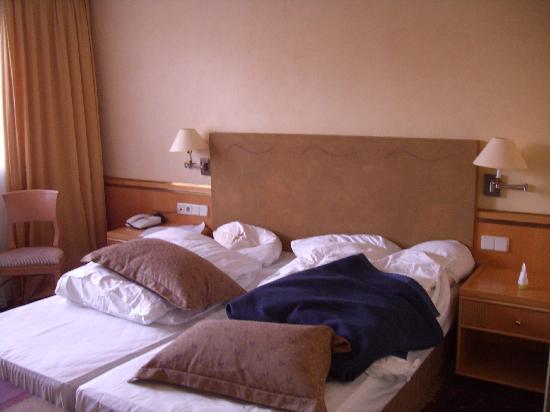 Dorint Hotel Venusberg Bonn : hotel room