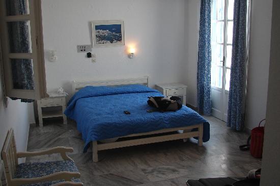 Mykonos Bay Hotel: notre chambre (1)