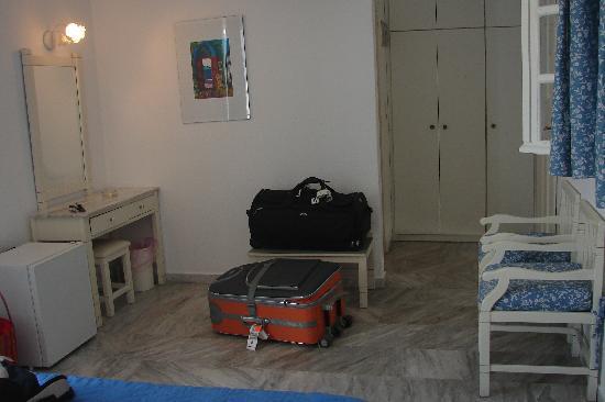 Mykonos Bay Hotel: notre chambre (2)
