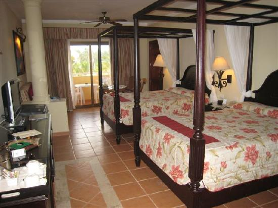 Luxury Bahia Principe Ambar Don Pablo Collection: chambre