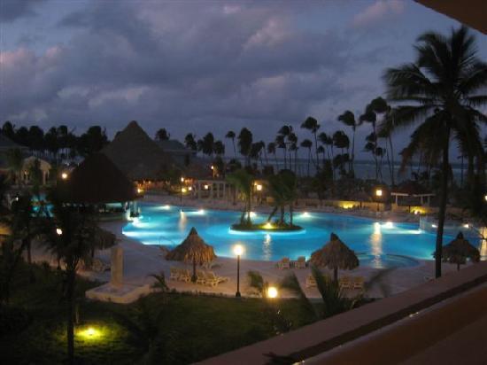 Luxury Bahia Principe Ambar Blue: en soirée