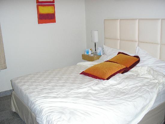 โรงแรมอาราเบียนปาร์ค: Standard room