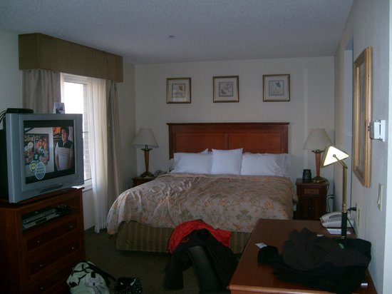 Homewood Suites by Hilton Edgewater - NYC Area: Our Suite - 221