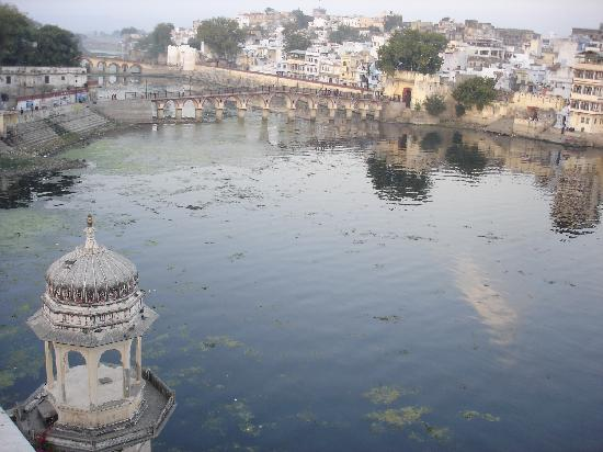 Hotel Sarovar on Pichola: Room with a view - 2