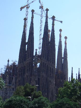 Gaudis Sagrada Familia - Picture of Barcelona, Province of Barcelona - T...