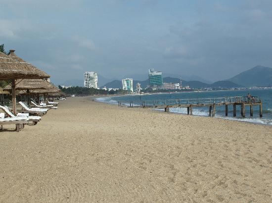 Evason Ana Mandara Nha Trang: Beach