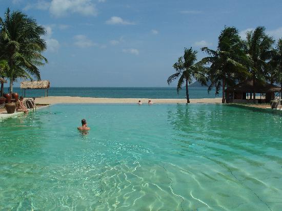 Evason Ana Mandara Nha Trang: Infinity pool