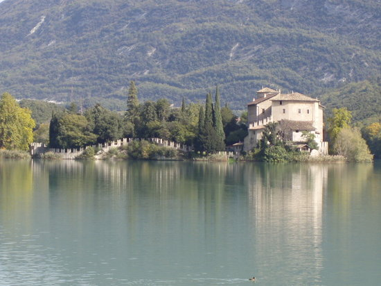 Trentino-Alto Adige, Italia: Castel Toblino