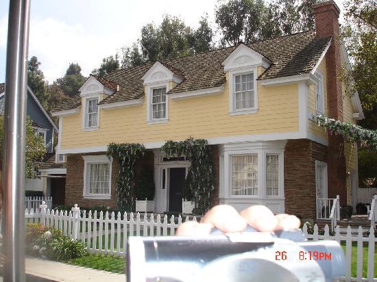 Universal Studios Hollywood: desperate housewives set