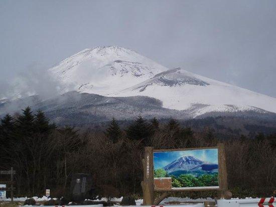اليابان: Mt Fuji