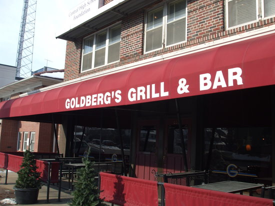 Goldbergs In Dundee Omaha Menu Prices Restaurant