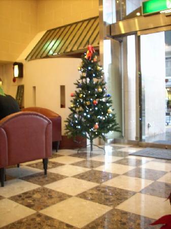 Hotel L'ouest Nagoya: Lobby