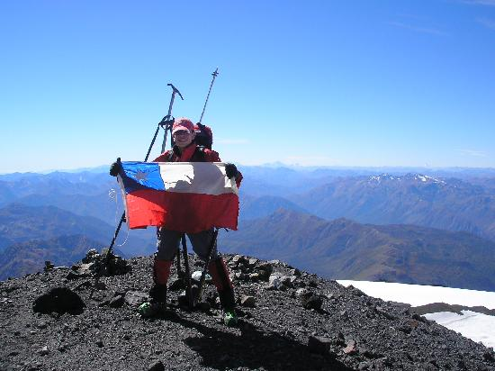 Termas de Chillan: Cumbre Nevados de Chillán