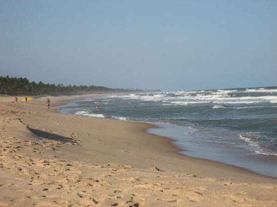 Imbassai: Praia de Imbassai