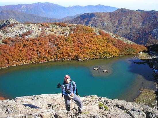 Termas de Chillan: Laguna Huemul (Termas de Chillán camino a Shangrilá)