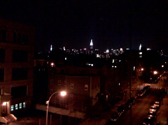 Greenpoint YMCA: Room 412 - view