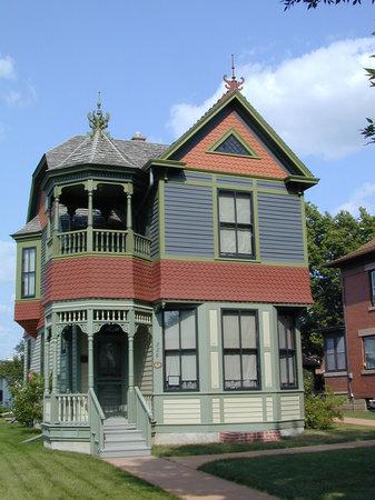 New Ulm, MN: Wanda Gag House