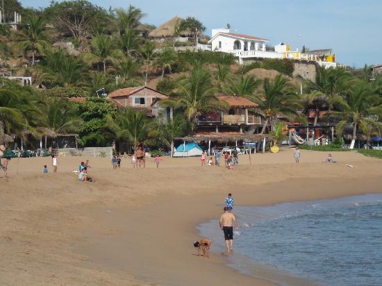 Casa Pan de Miel : San Augustinillo beach