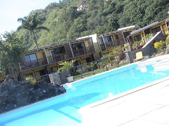 Dimitile Hotel : vu de la superbe piscine