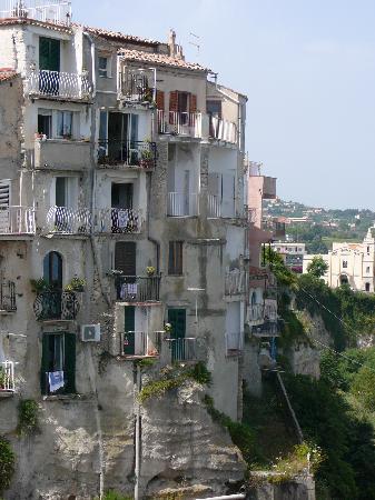 Gasponi, Italia: Town of Tropea