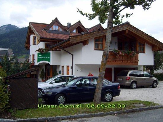 Landhaus : Eingangsansicht