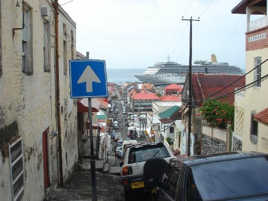 Rumboat Retreat: St Georges