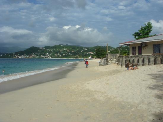 Rumboat Retreat: Grand Anse Beach