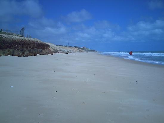 SERHS Natal Grand Hotel: beach view