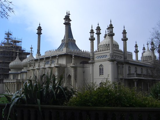 Μπράιτον, UK: the Impossibility of the Royal Pavillion, Brighton