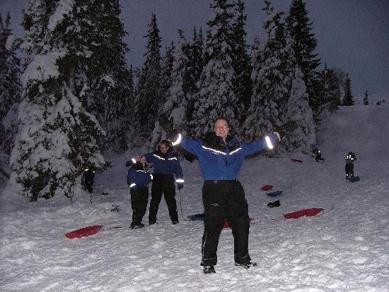 Lapland Hotel Pallas: Snowy heaven