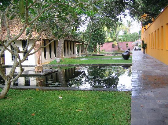 Kahanda Kanda: entrada principal