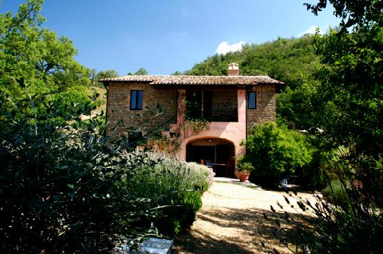 Casa Rosa : The Farm House