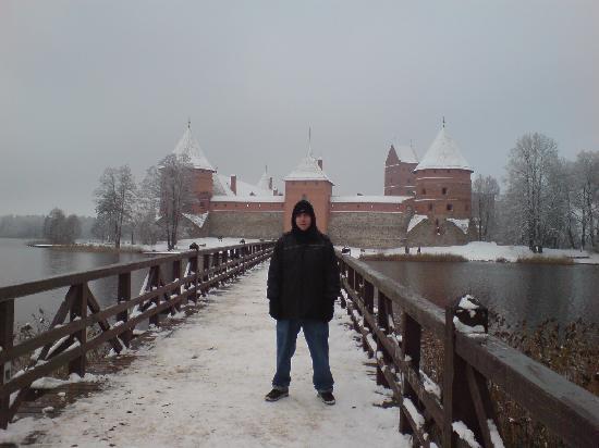 Shakespeare Hotel: The Bridge to Trakai Island/Castle