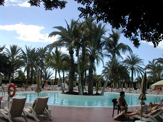 Hotel Riu Papayas : Pool